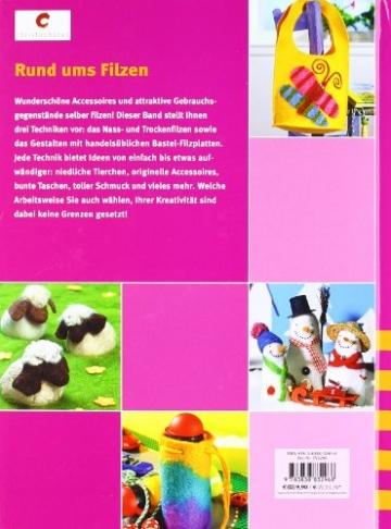 Das große Buch vom Filzen: Nassfilzen, Trockenfilzen, Bastelfilz - 2